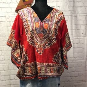 Vintage tunic perfect for Coachella